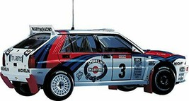 Hasegawa 1/24 Ranchia super delta 1992 WRC Plastic model car CR15 - $84.80
