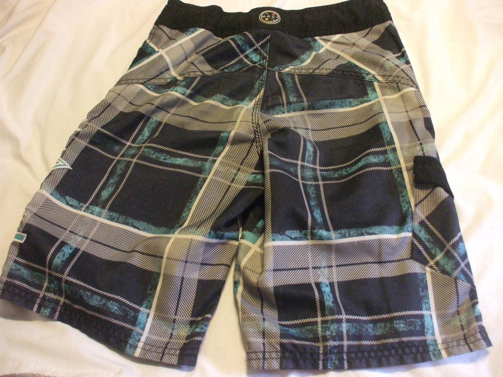 Youth Boys SZ 14//16 Large NWT Body Glove Board Shorts Swim Trunks UPF 50