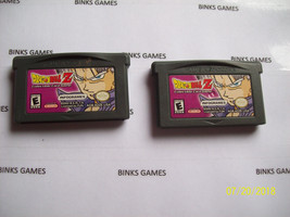 Dragon Ball Z: Collectible Card Game (Nintendo Game Boy Advance, 2002) A... - $6.47