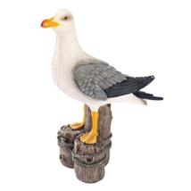 Dockside Seagull Statue  - $61.50
