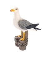 Dockside Seagull Statue  - $62.39