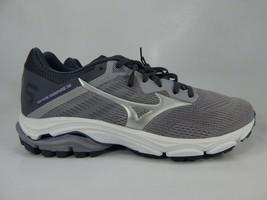 Mizuno Wave Inspire 16 Size 9 D WIDE EU 40 Womens Running Shoes Gray 411... - $89.09