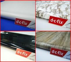 DC Fix Self Adhesive Plain, Wood & Marble Designs Contact Vinyl 35.4'' x 118'' - $48.96