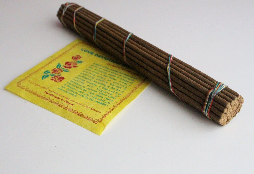 Love Devotion Incense Sticks-(Symbol of Love and Purity)