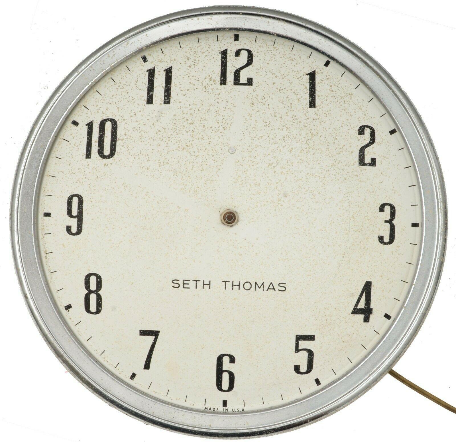 Seth Thomas Clock: 123 listings