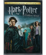 HARRY POTTER And The GOBLET of FIRE Standard Full Screen Edition DVD NEW SEALED - $14.84