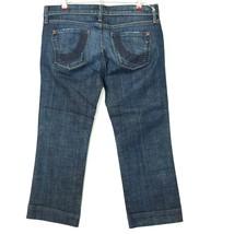James Jeans US Jeans Womens Cropped Capri Size 30 Stretch - $25.50