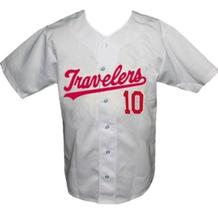 Arkansas Travelers Retro Baseball Jersey 1960 Button Down White Any Size image 4