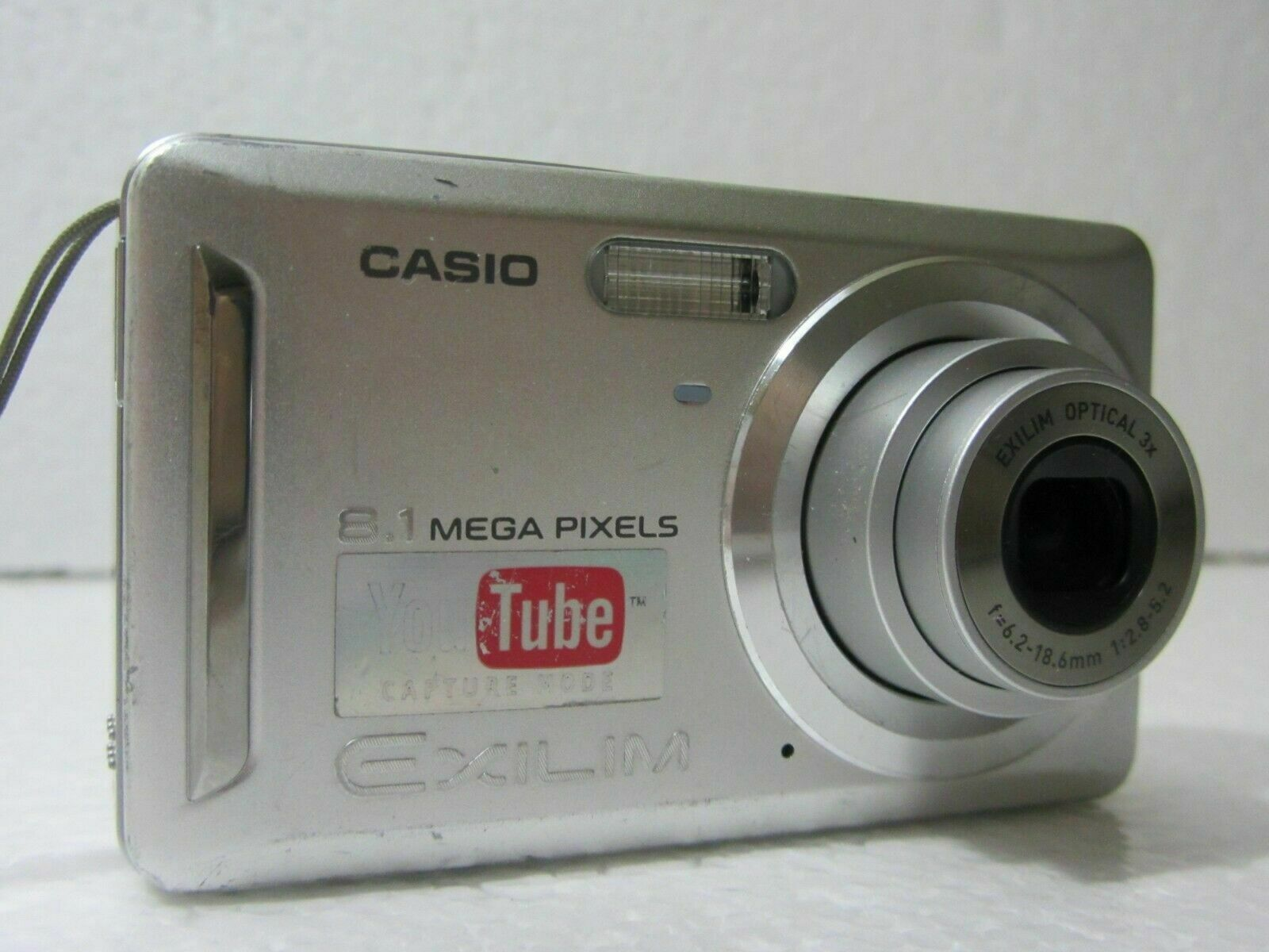 Primary image for Casio EXILIM EX-29 8.1MP Digital Camera - Silver