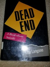 Dead End: A Book About Suicide  (ExLib) - $9.90