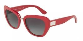 Dolce&Gabbana Butterfly Sunglasses Fuschia 55-20-140 Made in Italy NIB - $121.13