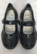 Primigi Girls Shoes 24 Black Patent Leather Antishock NWOT - $29.92