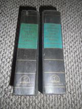 The Columbia Viking Desk Encyclopedia 2 Vol Second Ed 1960 Revised & Enl... - $9.20
