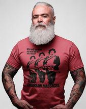 Texas Chainsaw Massacre t-shirt retro horror movie cotton blend graphic tee image 3