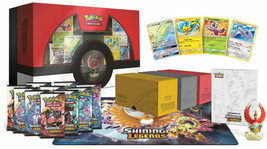 Pokemon Shining Legends Super Premium Ho-Oh Collection Booster Set Box P... - $124.95