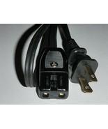 Power Cord for West Bend Versatility Slow Cooker Models 84856 84866 (2pi... - $14.10