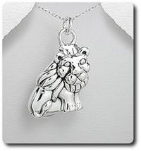 PENDANT SIGN OF THE ZODIAC LION Silver 925 - $56.35