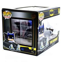 Funko Pop! DC Super Heroes Batman 1950 Batmobile 80 Years Anniversary Figure 277 image 5