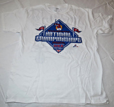 2017 National Championships USA softball Gildan Heavy Cotton S/S T shirt... - $12.86