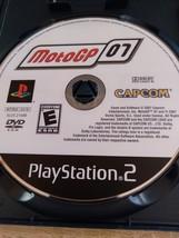 Sony PS2 MotoGP 07 image 3
