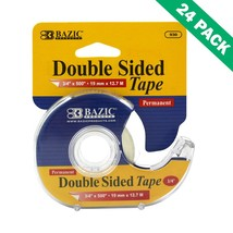 2 Sided Tape, 3/4 Inch Permanent Double Sided Tape Dispenser Crafts Set ... - $64.09