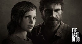 "The Last of Us Poster on Silk Fabric Canvas 43""x 24"" - $17.99"