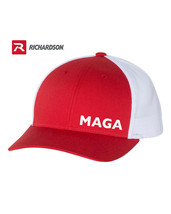 MAGA REPUBLICAN TRUMP RICHARDSON HAT MANY COLORS AVAIL. *FREE BOX SHIPPING* - $17.99