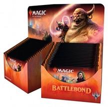 MTG Magic The Gathering Battlebond Booster Box - 36 packs of 15 cards each - $156.00