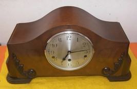 Enfield Westminster Chime Clock 31 Day Vintage Made In England - £232.76 GBP