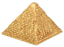 YTC Summit Egyptian Small Pyramid - Egypt Figurine Statue Model Sculptur - $9.89