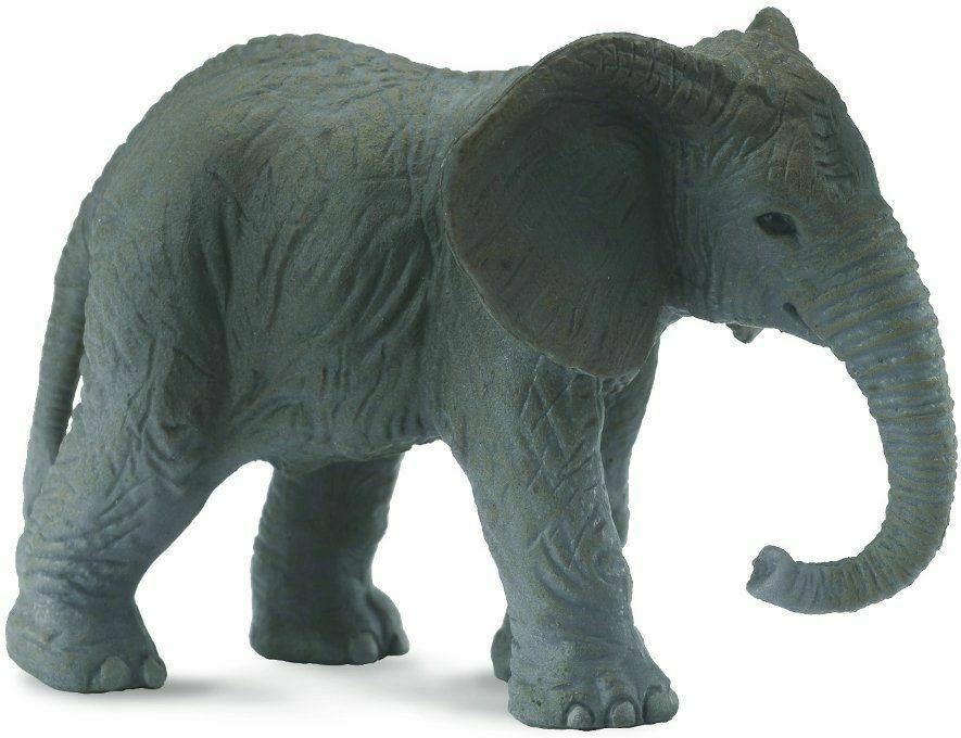 Primary image for <><   Breyer CollectA 88026 African Elephant calf  well made very nice