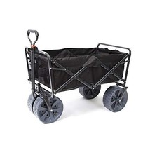Mac Sports Heavy Duty Collapsible Folding All Terrain Utility Wagon Beac... - $165.81