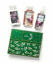 Bath And Body Works Cactus Blossom Travel Size 3 Pcs Gift Set - $24.10