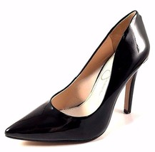 Jessica Simpson Cassani Black Patent Pointy High Heel Pumps - $94.00