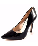 Jessica Simpson Cassani Black Patent Pointy High Heel Pumps - $84.60