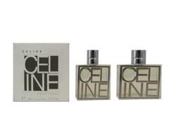 CELINE POUR HOMME 2 x 5 ml EDT Miniature Men (Box Dirty) By Celine Dion - $18.95