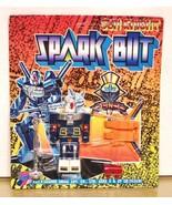 1980-90's SunKnight Robots -SPARK BOT - new-MISP - $15.83