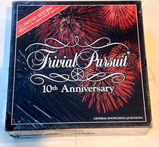Trivial Pursuit 10th Anniversary - $60.23