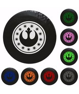 Star Wars New Republic Tire Cover - STANDARD- We Need Tire Size and Colo... - $59.95