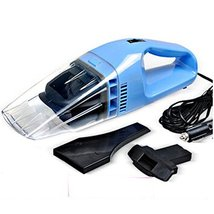PANDA SUPERSTORE Vehicle Cleaner 75W DC-12V Wet-Dry Vacuums/Vacuum Cleaner,BLUE  image 1