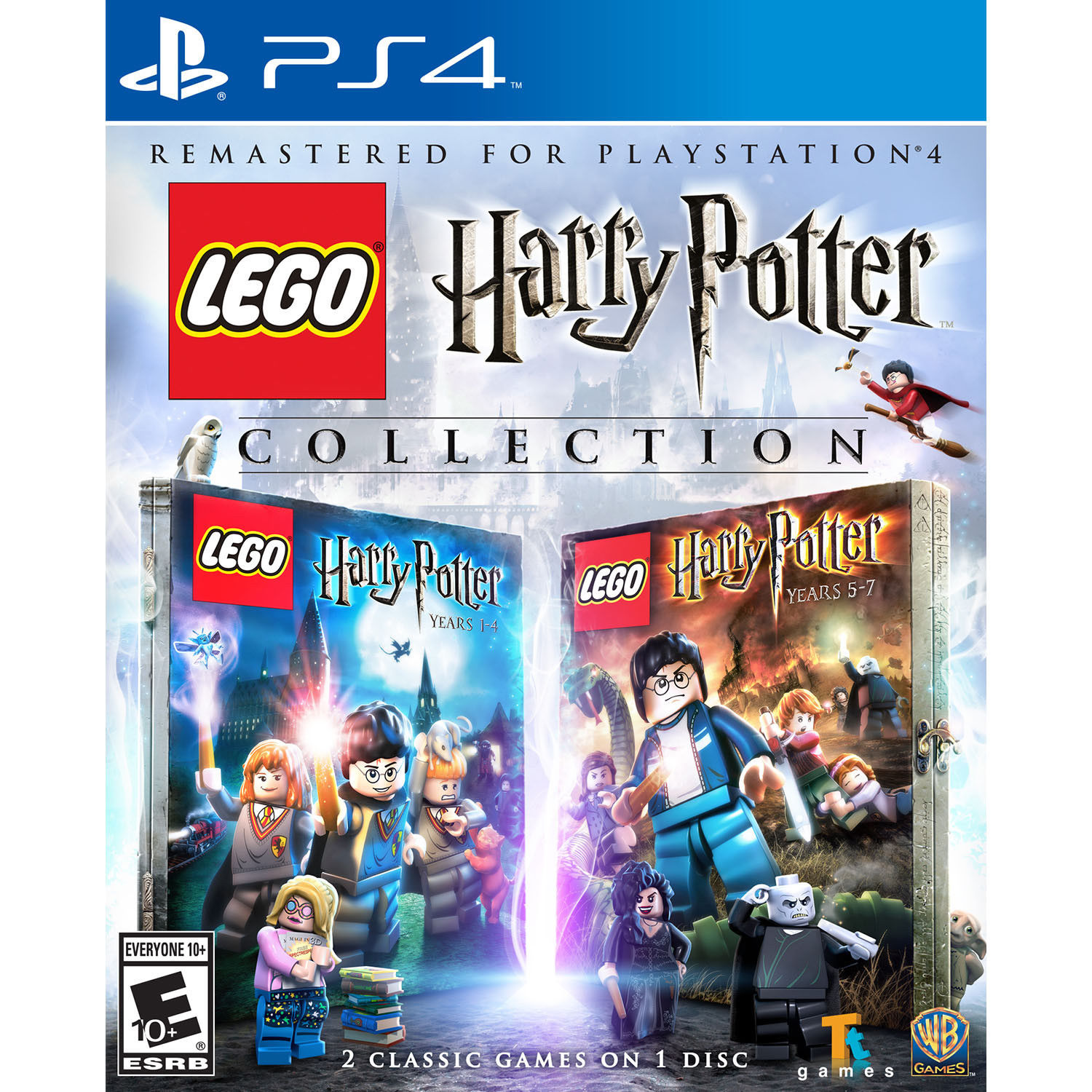 LEGO Harry Potter Collection PS4 [Brand New] Playstation 4