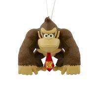 2017 Hallmark Nintendo DONKEY KONG Christmas Tree Ornament  - $13.50