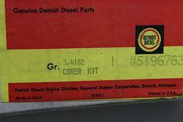 Detroit Diesel 5196763 Blower End Kit New image 3