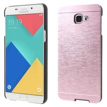 MOTOMO Brushed Aluminum Alloy Skin Hard Phone Case for Samsung Galaxy A9... - $3.20