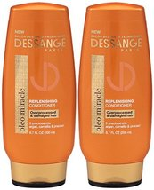 Dessange Paris Oleo Miracle Replenishing Conditioner, 6.7 Ounce (Pack of 2) - $19.99