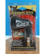 Sound Defense K9 Warning Device Dog Repellent Walkers Joggers Bike Rider... - $34.71