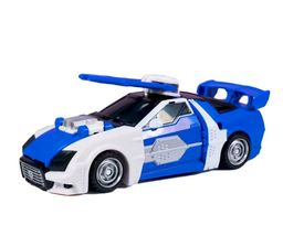 Hello Carbot Techno Master Transformation Action Figure Toy Vehicle Robot image 3