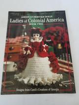 Leisure Arts American Heritage Dolls - $8.90