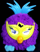 Furby Furbling Creature Electronic Interactive Plush Pet Purple 4 Inch t... - $45.53