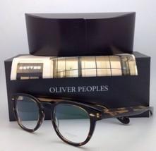 Oliver Peoples Eyeglasses Sheldrake Ov 5036 1003 47-22 Cocobolo/Tortoise Frames - $339.95